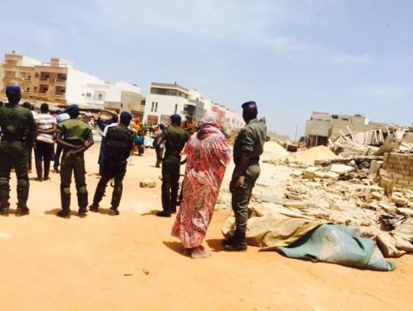 Découverte macabre à Term Sud-Ouakam : le corps en décomposition d'un douanier retrouvé dans son appartement