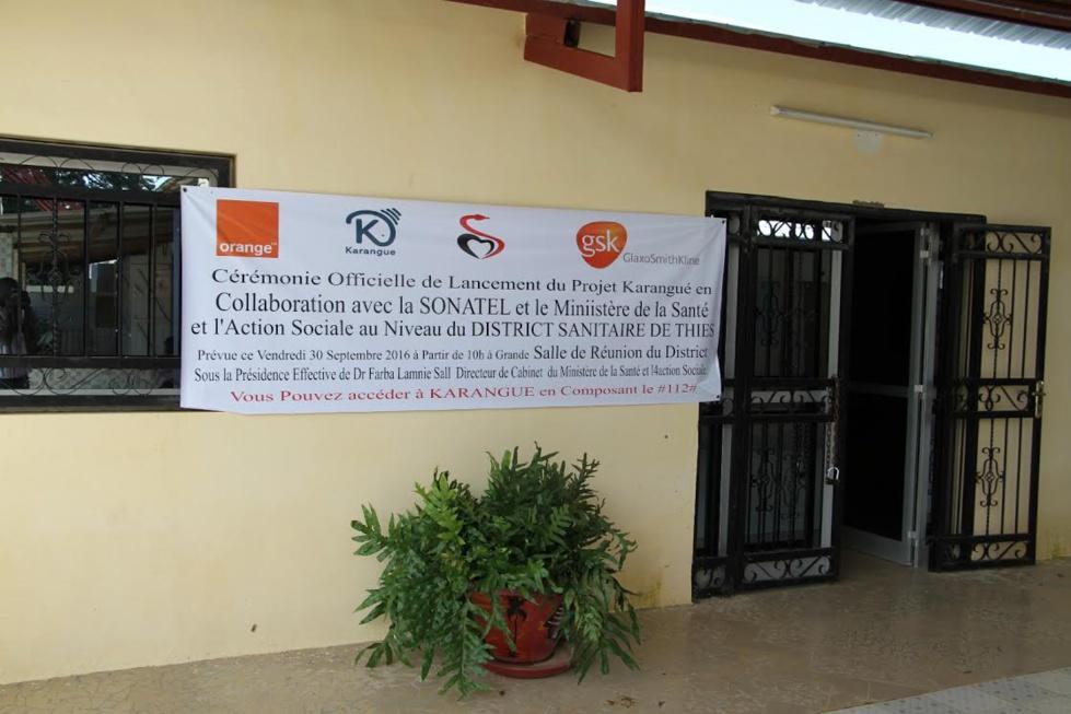 Sonatel accompagne le projet Karangué, une plateforme mobile au service de la santé maternelle et infantile