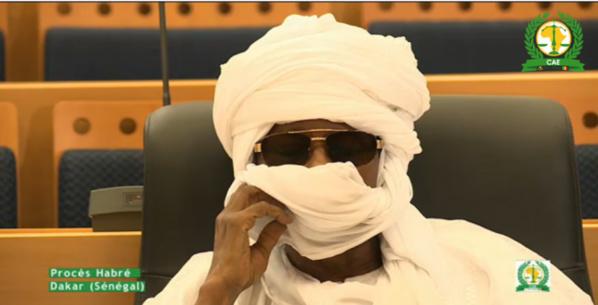 Hissène Habré, condamné en première instance, par les Tribunaux des Chambres Africaines Extraordinaires