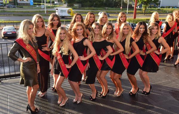 Trente finalistes pour la couronne de Miss Belgique