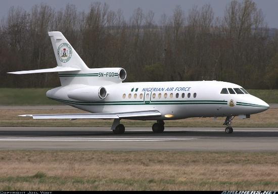 Le Nigeria vend deux avions présidentiels