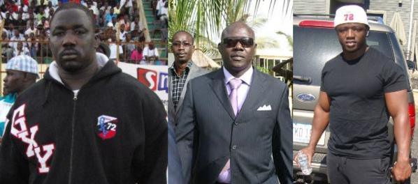 Tapha Guèye réunit les lutteurs de Fass