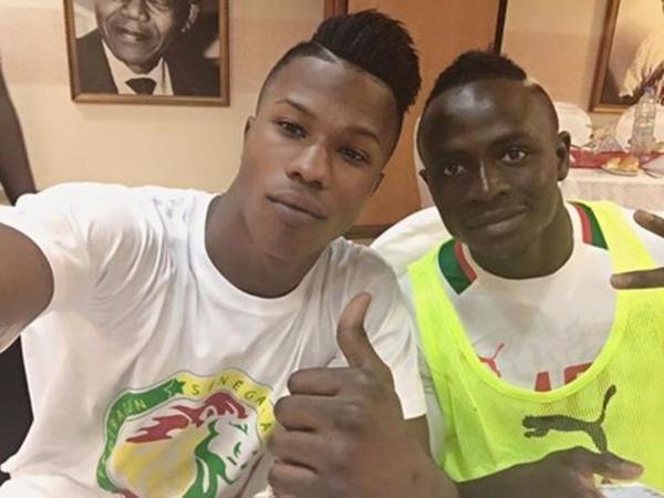 Temps forts de la première journée d'entrainement des Lions : Sadio Mané et Diao Baldé Keïta en vedette