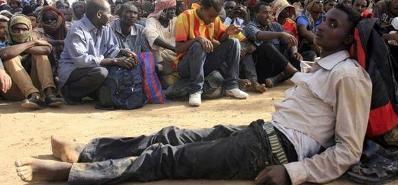 Mauritanie, rafles tout azimut