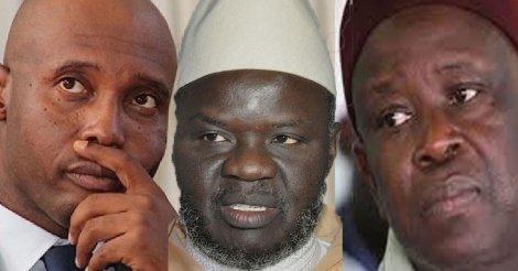 Renouvellement du Bureau de l'Assemblée nationale : Barthélemy Dias, Imam Mbaye Niang, Mansour Sy Djamil sur sièges éjectables