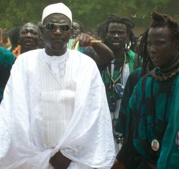 Serigne Babacar Mbacké « Moukabaro » quitte l'Apr pour le Rewmi : « Rien ne marche avec le régime de Macky Sall »