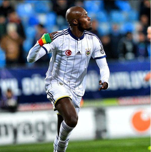 Moussa Sow attaquant des Lions du Sénégal : ''Tout joueur rêve d'aller au mondial''