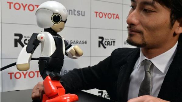 Des jeux olympiques pour robots en 2020