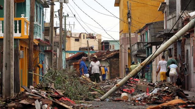 Haïti: l'ouragan Matthew a fait au moins 108 morts (ministre de l'Intérieur)
