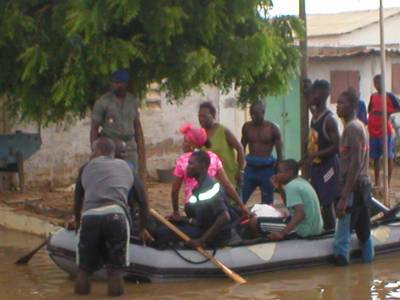 Sénégal-inondations : plus de 500.000 m2 d'eau pompés