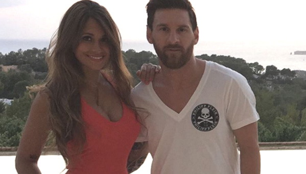 Lionel Messi et Antonella Roccuzzo, deux cœurs si proches et si présentes dans la peau