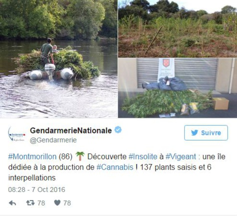 Photo : Gendarmerie nationale