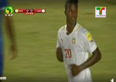 Mi-temps 1-0 pour les Lions : Le Sénégal maîtrise son sujet et déroule son jeu sur le Cap Vert