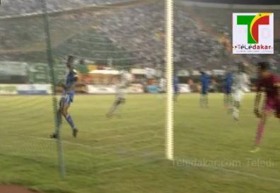 Pour son retour en sélection, Moussa Sow a fait trembler le filets.