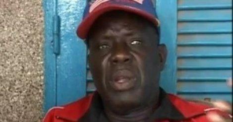 Robert Diouf,ancien lutteur