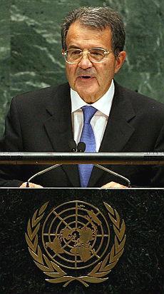 PRODI EN AFRIQUE POUR LE COMPTE DE L'ONU.