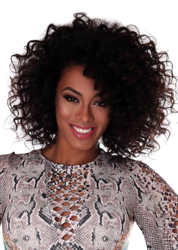 Miss Brésil 2016 : Raissa Santana, 2ème miss noire du pays !