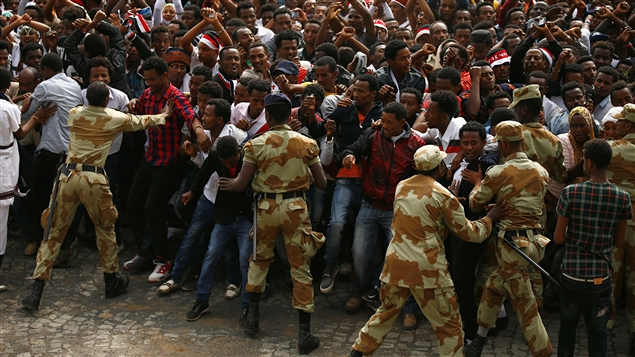 Le gouvernement ethiopien déclare l'état d'urgence