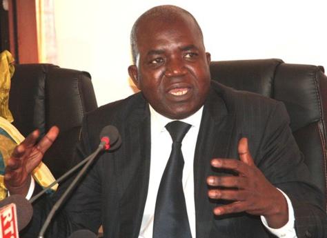 Oumar Sarr, Secrétaire général national adjoint et Coordonnateur du Parti démocratique sénégalais (Pds)