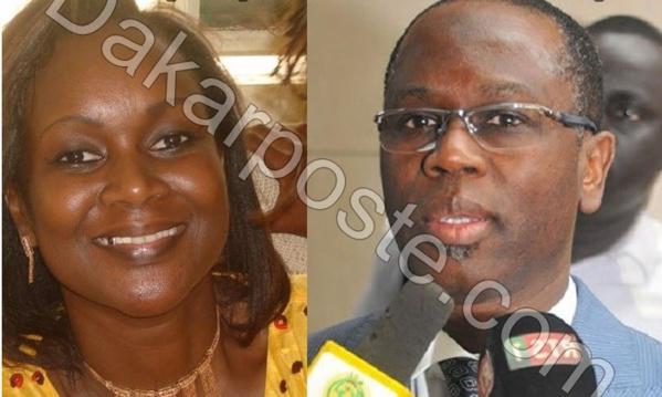 Communiqué: Madame MANGARA, ADJA NDEYE MATY FALL donne sa version des faits et porte plainte