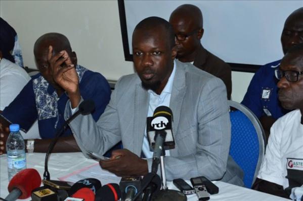 PASTEF-LES PATRIOTES a aussi encouragé le «Peuple sénégalais» à se tenir debout pour exiger 5 revendications.