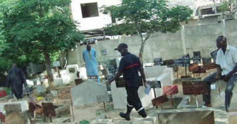 Urgent: Plusieurs tombes profanées au cimetière de Pikine