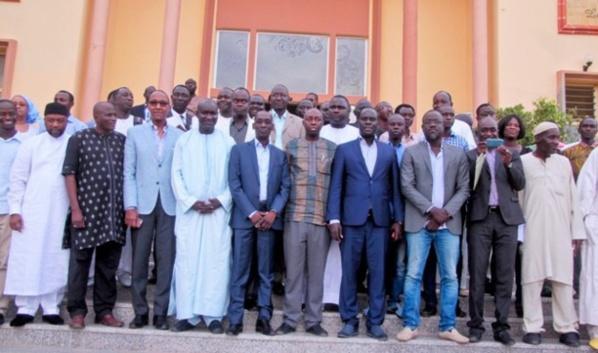 Suivez la conférence de presse des leaders de Manko Wattu Sénégal ( réponse à Frank Timis) en direct sur leral.net