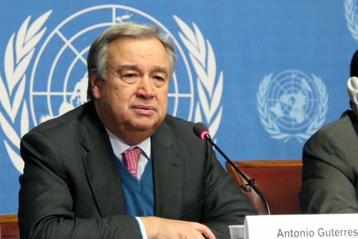 Le Portugais Antonio Guterres devient officiellement le prochain secrétaire général de l'ONU