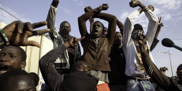 Ça craint pour la marche de l'Opposition et la Presse tire la sonnette d'alarme ( Suivez la marche en Direct sur leral.net )