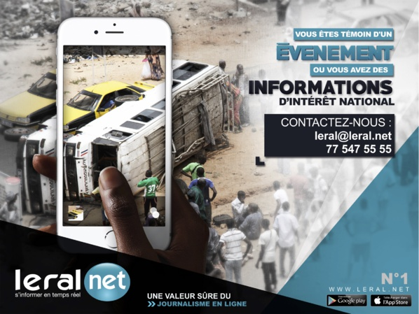 En Direct / Live : La marche de l'opposition Mankoo Wattu Sénégal en direct sur leral.net ( 15h 00 GMT)