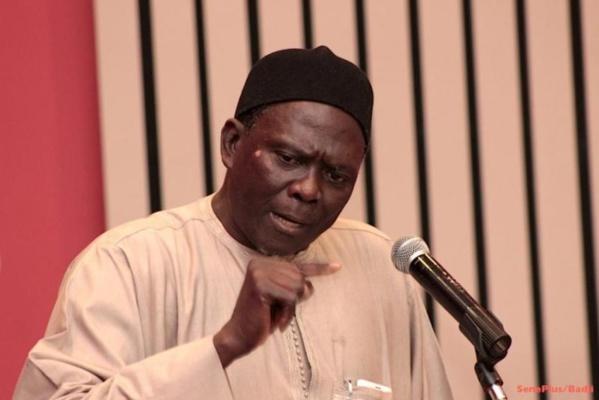 Moustapha Diakhaté a été réélu lors de la séance d'ouverture de la session unique 2016-2017, avec 113 voix.