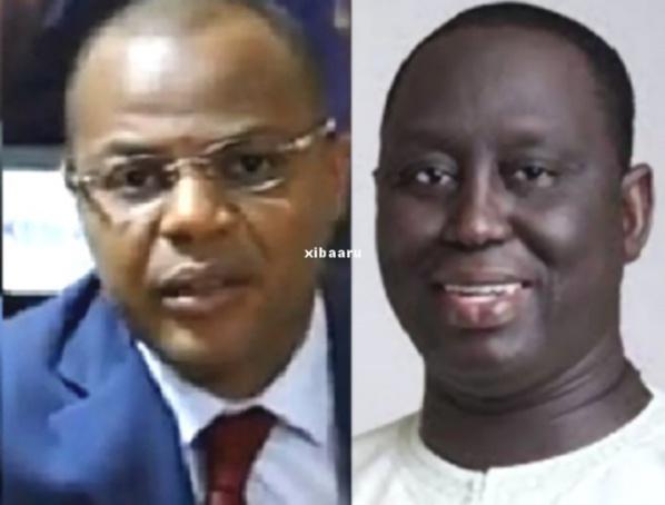 Interrogé à commenter la démission d'Aliou Sall, Mame Mbaye Niang a tout simplement pris la défense du Maire de Guédiawaye envers et contre tous ses détracteurs.