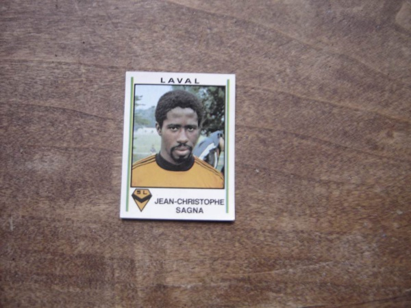 Jean-Christophe SAGNA était arrivé en France par la Bretagne. Originaire du Sénégal, il est né  à Dakar le 05/05/1954.