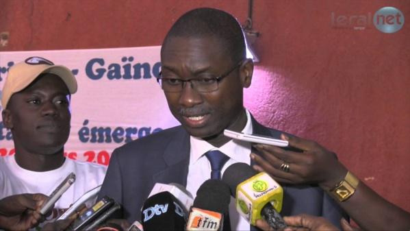 """Pour Ismaël Madior Fall, """"les instruments qui régissent ce code pétrolier ne sont pas très clairs et font aujourd'hui l'objet d'interprétations. Il est temps d'apporter les clarifications (nécessaires) puisque le Sénégal dispose de ressources minières."""""""