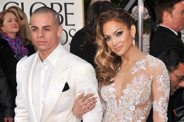 Jennifer Lopez et Casper Smart