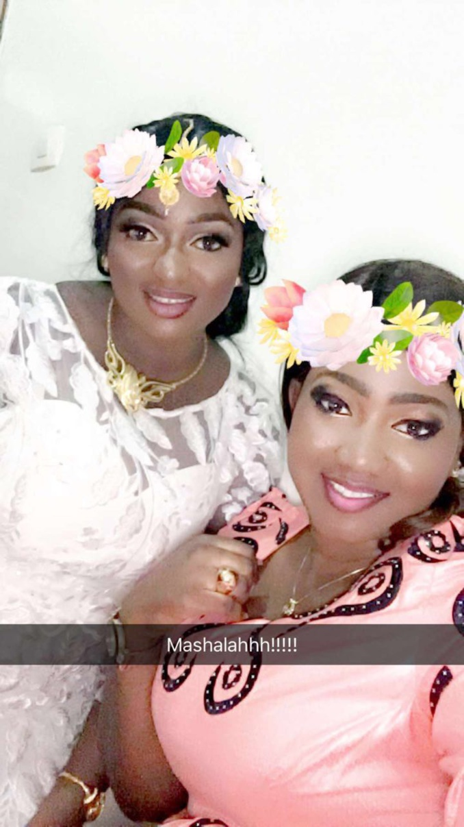 Anta Ndiaye, la sœur de Ndiaye n'est plus un coeur à prendre !