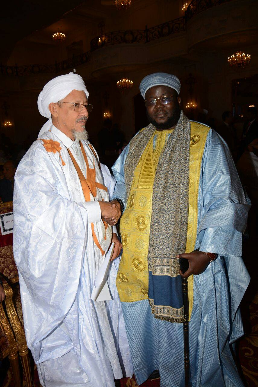 Serigne Mansour Niasse , Une fierté pour l'Afrique