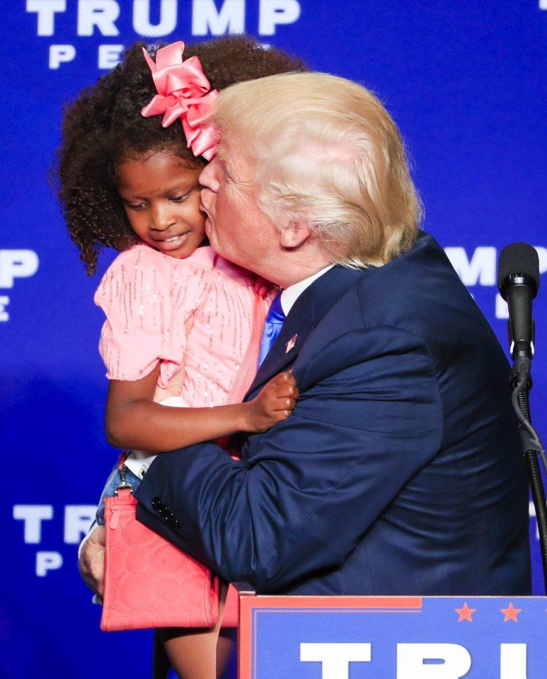 Décidément, c'est le sale temps pour Donald Trump.
