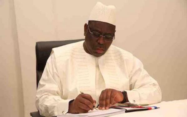 Répression de la marche de l'opposition, Macky adresse une lettre de félicitation au ministre de l'Intérieur et à la Police