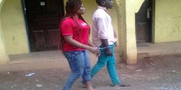 Couple voleur