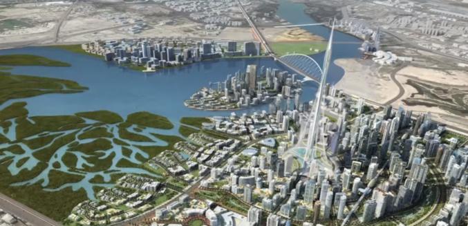 """Dubaï lance (encore) la construction de la tour """"la plus haute du monde"""""""