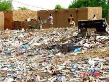 Dakar sous les ordures