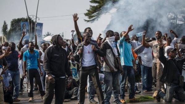 Marché Thiaroye:  Violente altercation entre policiers et commerçants, 8 personnes arrêtées