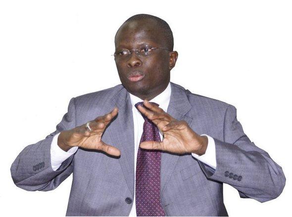 """Diagne Fada : """"Je n'avais aucun intérêt à postuler à nouveau pour prendre la présidence du groupe parlementaire… """""""