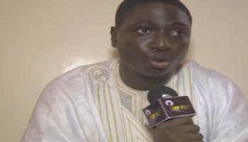 AFFAIRE CHEIKH MBACKÉ SAKHO : Le procureur a requis 6 mois fermes et 1 million F cfa d'amande pour le « dissident » mouride