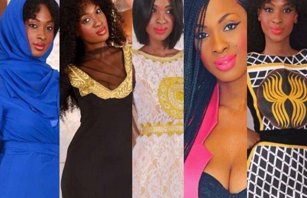 Maty Diouf, la petite fille d'Abdou Diouf affole les réseaux sociaux avec sa beauté et sa classe