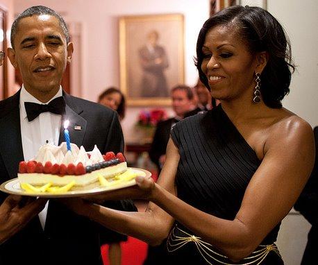 Le couple Obama, amoureux et glamour, à la Maison Blanche comme dans le vie de tous les jours