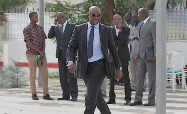 Mouhamadou Makhtar Cissé, DG de la SENELEC.