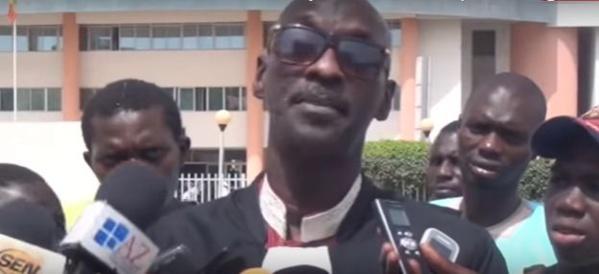 """Me Cheikh Touré, avocat de Barthelémy Dias : """"M. Dias n'a pas donné la mort à Ndiaga Diouf"""""""