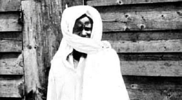 Cheikh Ahmadou Bamba Mbacké.